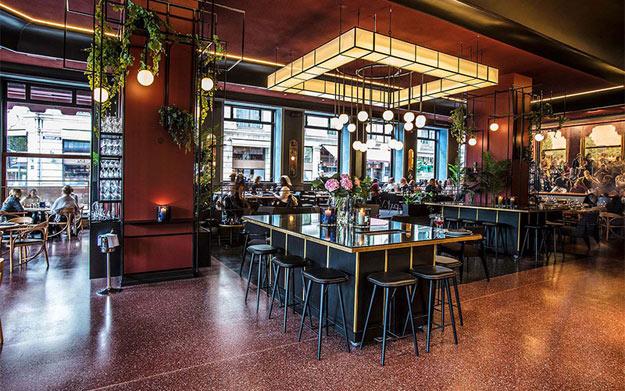 The Grand Hotel Oslo Grand Cafe