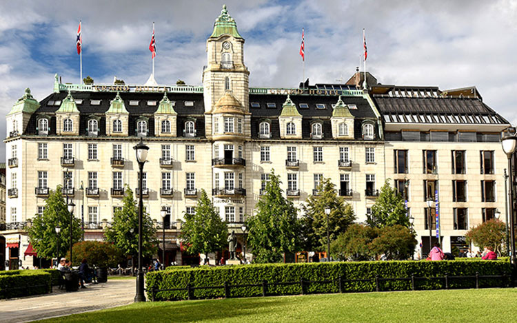 Image result for Grand Hotel Oslo