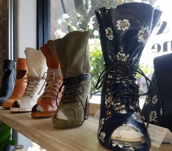 Jacklyn Jones USA Luxury Women's Shoes Combines Style and Comfort