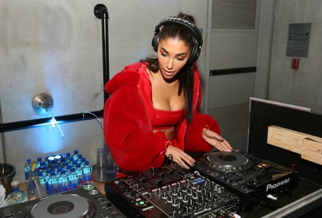 Nylon Magazine It Girl Party