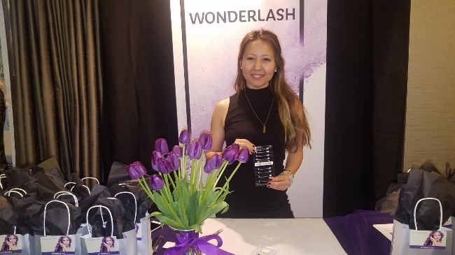 Wonderlash at the GBK 2019 Golden Globes gift lounge
