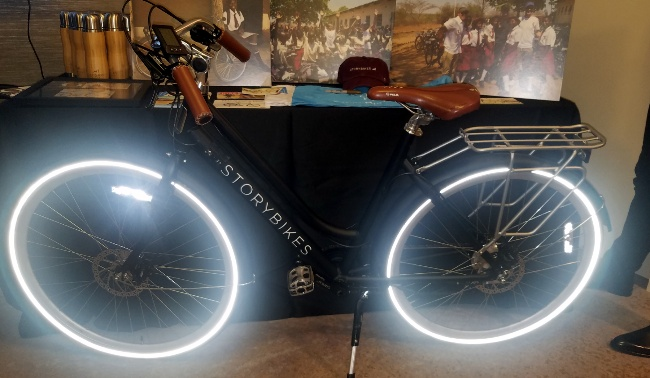 Story Electric Bikes GBK Golden Globes