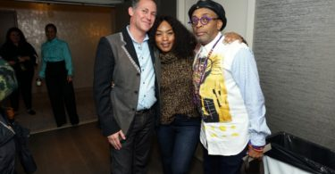 Gavin Keilly, Angela Basset, Spike Lee