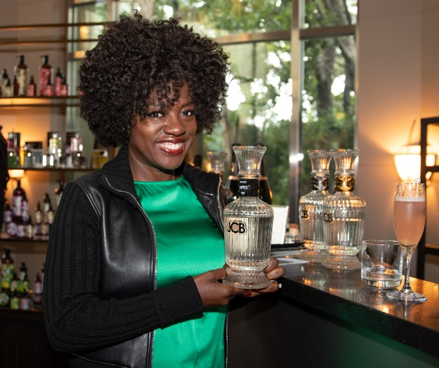 Viola Davis at the 2019 GBK Golden Globes Gift Lounge