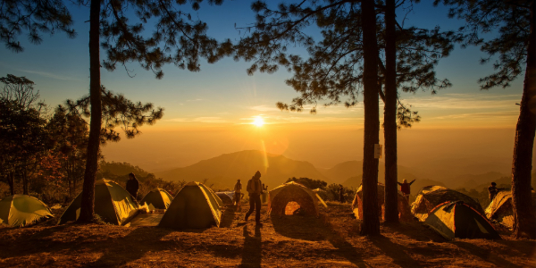Camping in Los Angeles? Surprisingly, You Don't Have to Go Far to