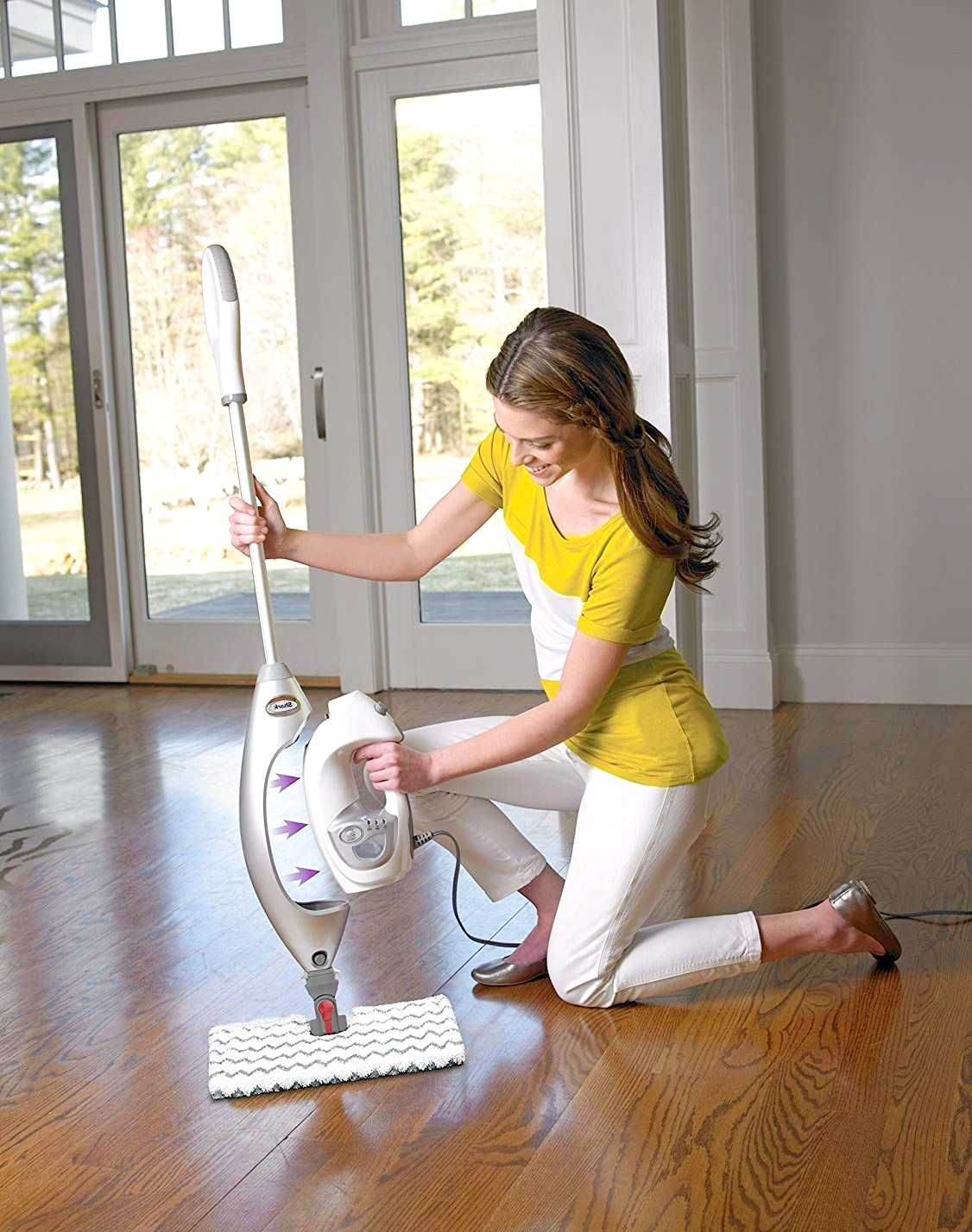 How Clean Steam Mop Pads and Head – Be Very Careful