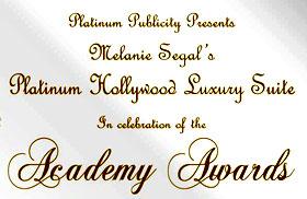 Melanie Segal's Platinum Hollywood Luxury Suite
