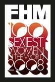 FHM 100 Sexiest Women in the World for 2008