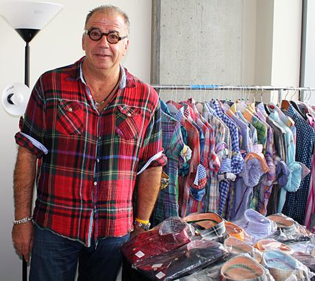 Arnold Zimberg's new stylish shirts